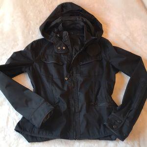 Women's Lululemon Jacket with detachable hood!